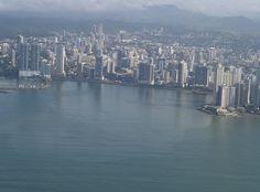 Bay of Panama clean up. #Panama