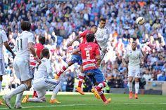 Watch all 5 of Cristiano Ronaldo's goals against Granada