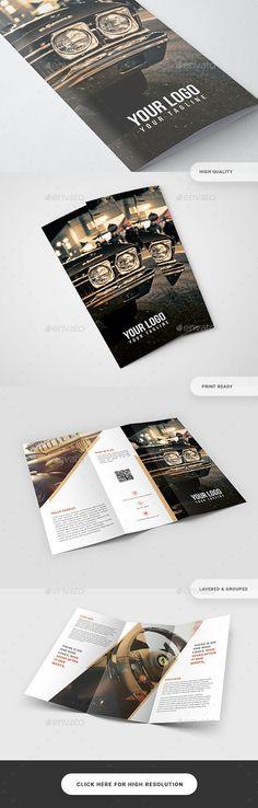 Minimal Trifold Brochure - Catalogs Brochures Download here : https://graphicriver.net/item/minimal-trifold-brochure/19454009?s_rank=76&ref=Al-fatih