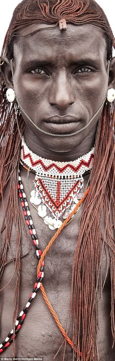 Samburu society is a gentocracy, meaning older people are given the highest social status,...