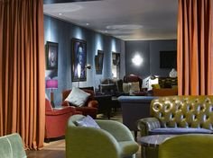 Nurse your flagging spirits with a stay at The Hospital Club's new guest rooms... http://www.we-heart.com/2015/01/20/the-hospital-club-rooms-london/