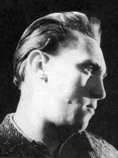 1959. Владимир Высоцкий студент школы-студии МХАТ