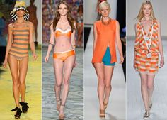 Fashion Rio - Orange Summer