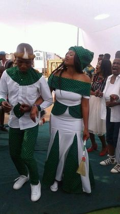 Fashion trends in south africa 2020 ⋆ African Men Fashion, Africa Fashion, African Fashion Dresses, African Print Dresses, African Dress, Swimming Costume, Traditional Wedding, South Africa, Costumes