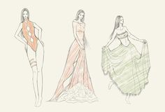 """Check out my @Behance project: """"Character/Fashion Design"""" https://www.behance.net/gallery/36527585/CharacterFashion-Design"""