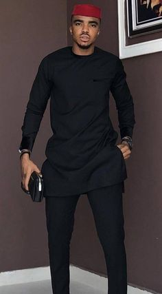 African men ankara styles and designs - DarlingNaija African Wear Styles For Men, African Shirts For Men, Ankara Styles For Men, African Dresses Men, African Attire For Men, African Clothing For Men, African Women, African Clothes, African Men Style