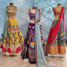 Buy beautiful Designer fully custom made bridal lehenga choli and party wear lehenga choli on Beautiful Latest Designs available in all comfortable price range.Buy Designer Collection Online : Call/ WhatsApp us on : Indian Dress Up, Indian Attire, Indian Wear, Indian Outfits, Indian Style, Party Wear Lehenga, Bridal Lehenga Choli, Indian Designer Outfits, Designer Dresses