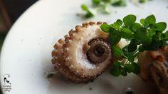 Kulinarne przygody Gatity: Grillowana ośmiornica