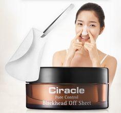 Чистим поры с помощью Ciracle Pore Control Blackhead Off Sheet отзывы — Отзывы о косметике — Косметиста