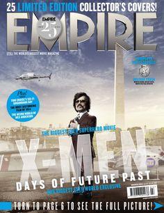 Empire X-Men: Days of Future Past covers