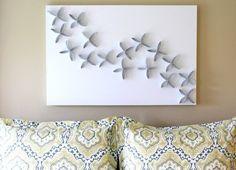 Fab and Frugal DIY Wall Art