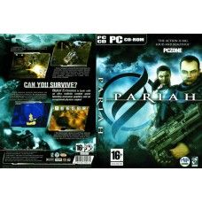 Pariah for PC from Hip Games on CD
