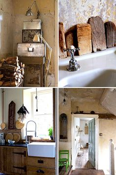 sally & mark bailey's country home by the style files, via Flickr