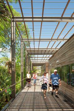 Gallery - Naples Botanical Garden Visitor Center / Lake Flato Architects - 5