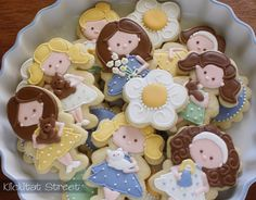 Mother's Day Cookie Platter