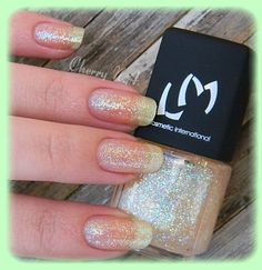 """Lm cosmetic n°121 """"Sensuelle"""" collection Glamour"""