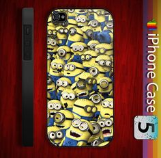 Despicable me Minions case- do you think they have this for iPod touch 5th gen.