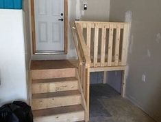 Elegant Image Result For Garage Landing And Stair Ideas