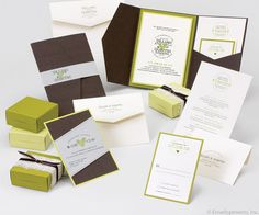 MODERN CLASSIC WEDDING INVITATION COLLECTION