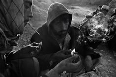 The Lost Souls of Kabul: Photographs by James Nachtwey