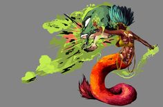 Quetzalcoatl Cassiopeia by scriptKittie