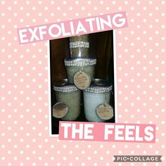🌹PaulinezPlace🌹  Have your tried exfoliating your skin? It's super wonderful and leaves your skin feeling and looking silky smooth! 💚  Come on over to PaulinezPlace and take a look. All my scrubs are natural and organic made with Coconut Oil, Aloe, Vitamin E and Essential Oils. Treat your skin good and keep it health! 👌  https://www.etsy.com/shop/PaulinezPlace