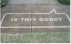 Clean graffiti  Environmentally friendly reverse graffiti