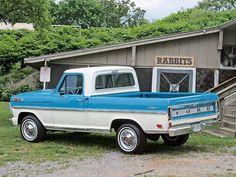 Hands On A Hardbody: Talkin' 'Bout Trucks Classic Ford Trucks, Ford Pickup Trucks, Classic Cars, F100 Truck, Toyota Trucks, Chevy Trucks, 1969 Ford F100, Classic Trucks Magazine, Ford F Series