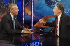 The numbers behind Obama's 'Daily Show' victory lap