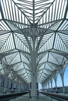 Estación de oriente, Lisboa, Portugal - Estación de Oriente (Lisboa) - Wikipedia, la enciclopedia libre