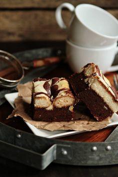 Tiramisu Brownies recipe.