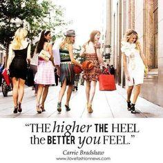 Abrindo o closet de Carrie Bradshaw: sapatos usados por Sarah Jessica Parker em…
