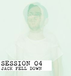 SESSION 04: JACK FELL DOWN  With EPs fresh out on Southern Fried and the always-exceptional Home Taping Is Killing Music, the Irish duo now take to the decks for the latest instalment of our exclusive mix series…