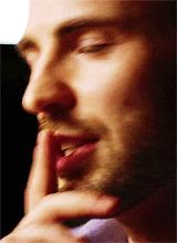 """The time he was like, """"Shhh. Night night."""" 