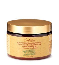 Shea moisture Manuka Honey & Mafura Oil Intensive Hydration Hair Masque on Antidotestreet.com