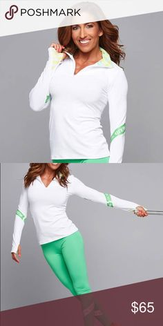 White long sleeved t-shirt Premium category, high quality material.Perfectly breathable and flexible.Very comfortable and long lasting product. This garment contains LYCRA SPORT fibre, engineered to provide exceptional recovery power, fit and freedom of movement. Frenetic Tops Tees - Long Sleeve