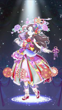 Is this even a premium rare anymore? No, it's like Aikatsu! Version sun dress.