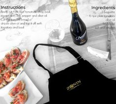 Perfect Aperitivo to start your #weekend off! #ZoninProsecco #wine #Prosecco