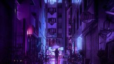 Award-winning Art Director & Photographer Liam Wong: capturing the beauty of night through photography with his signature neon noir cyberpunk aesthetic. Arte Cyberpunk, Cyberpunk Aesthetic, Cyberpunk City, Aesthetic Quiz, Purple Aesthetic, Aesthetic Pictures, Vaporwave, Space Opera, Neon Noir
