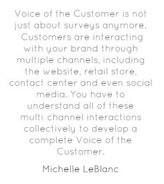 Voice of the Customer @leblancly via @future_trends