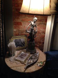 .... Loft Spaces, Table Lamp, Lighting, Storage, Home Decor, Purse Storage, Table Lamps, Decoration Home, Room Decor