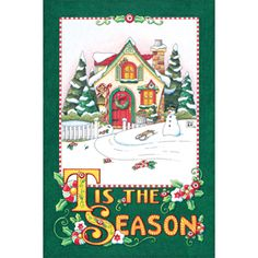 Tis The Season-Christmas Card. Now available in stores including select Walmart locations.