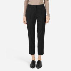 The Perfect Black Cropped Pants - MEMORANDUM, formerly The Classy Cubicle - MEMORANDUM, formerly The Classy Cubicle // Powered by chloédigital