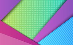 Download wallpapers multicolored abstraction, material design, geometry, lines, android