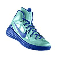new concept c5325 e8d2a I designed the hyper turq Nike Hyperdunk 2014 iD men s basketball shoe with  game royal trim.