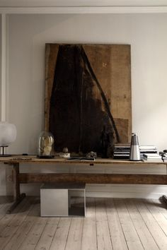 Slow life, slow food, slow deco: what if we slow down? Wabi Sabi, Contemporary Living, Contemporary Interior, World Of Interiors, Turbulence Deco, Blog Deco, Rustic Interiors, Scandinavian Interiors, Home Living