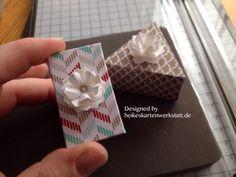Toblerone Box - Petite Petals Punch