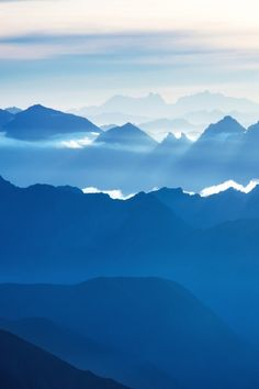 Mountain shades
