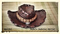 Sombrero marrón