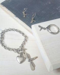Jewelry, rings, silver, danon, earrings, bracelet